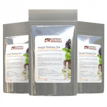 Weight Release Tea Bundle