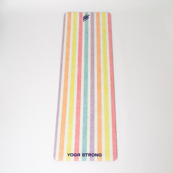 You're Just My Stripe - Yoga Mat