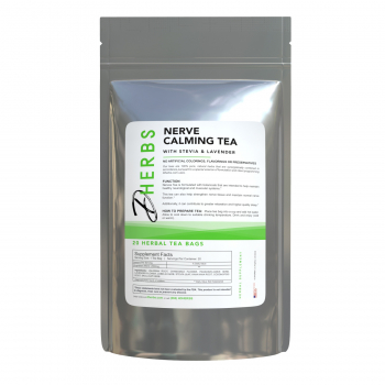 Nerve-Calming Tea