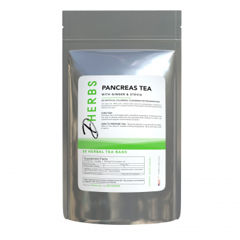 Pancreas Tea