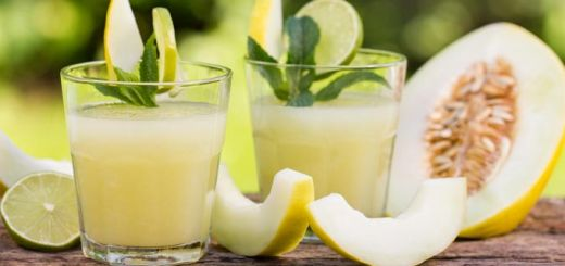 Melon Spice Mocktail