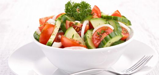 Fire and Ice Salad