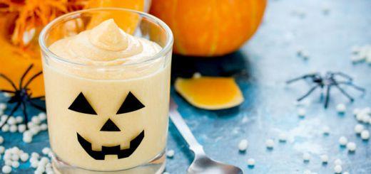 Pumpkin Spice Mousse