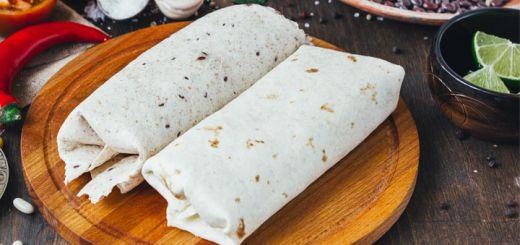 Black Bean and Butternut Squash Burritos