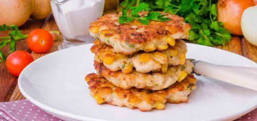 Gluten-Free Corn Fritters