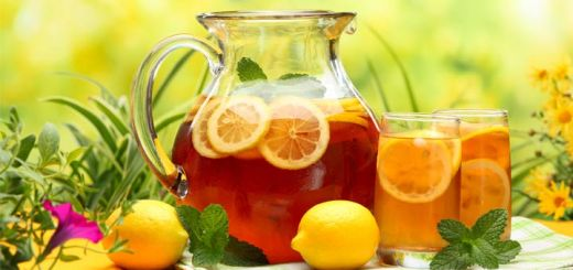 Full Body Cleanse Iced Tea