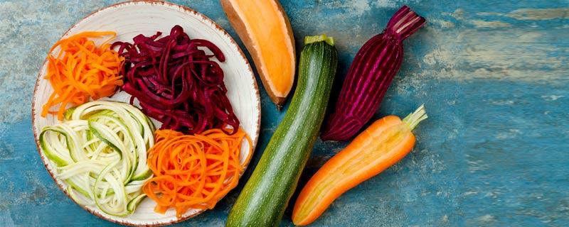 spiralized-veggies