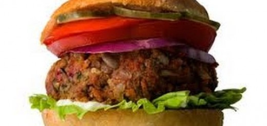 Best Vegetarian Recipes – Lentil Walnut Veggie Burgers