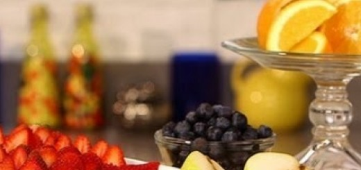 What 100 Calories of Fruit Really Looks Like
