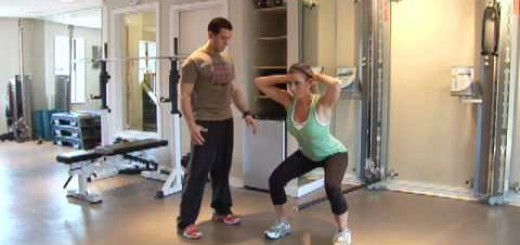 Bodyweight Workout Video – No Exercise Equipment Routine