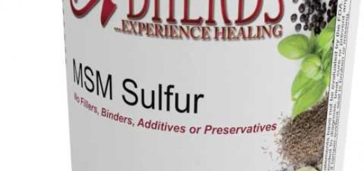 Dherbs MSM Sulfur