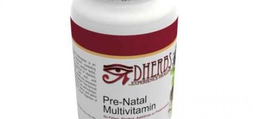 Dherbs Pre-Natal Multivitamin