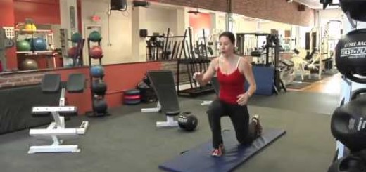 EmpoSnowboarding Workout with Abs and Plyometrics