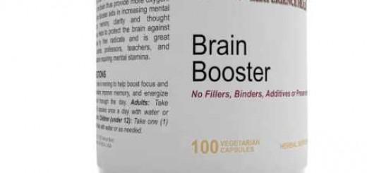 Dherbs Brain Booster