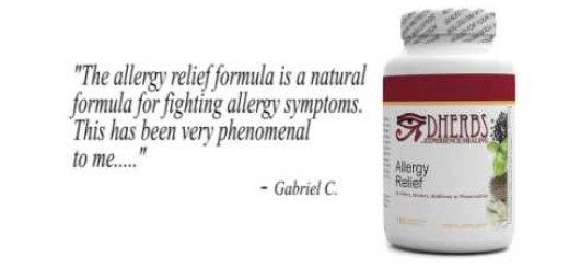 Dherbs Allergy Relief
