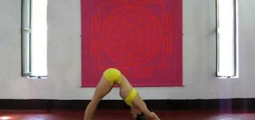 ASHTANGA YOGA Kino Macgregor at PURPLE VALLEY: Yoga, retreat Goa