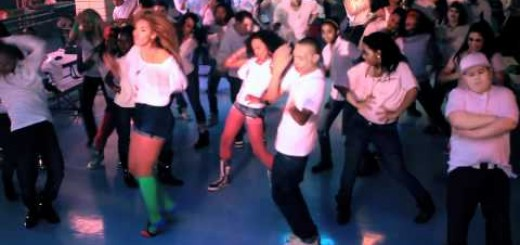 """OFFICIAL HD Let's Move! """"Move Your Body"""" Music Video with Beyoncé – NABEF"""