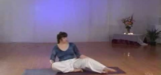 Yoga Class, Full Length ~ Hatha Yoga Flow 2 with Diane ~ 55 Minutes