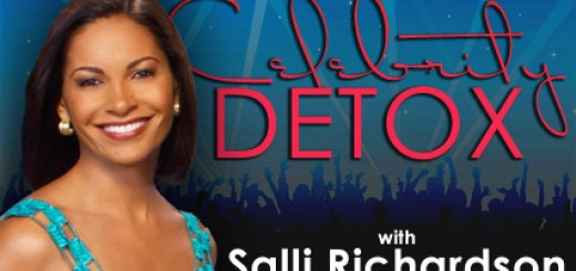 Celebrity Detox with Salli Richardson Whitfield- Day 9