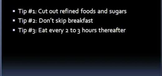 Hypothyroid Diet Tips
