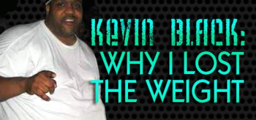 Kevin Black: Why I Lost The Weight