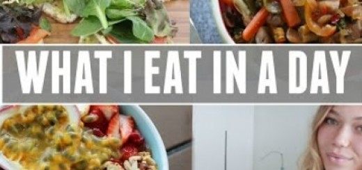 What I Ate Today |  VEGAN & HEALTHY