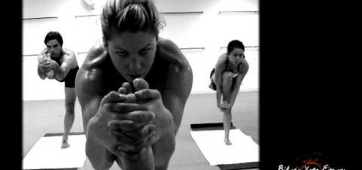 Bikram Yoga Class