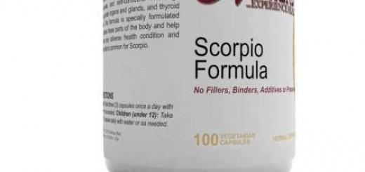 Dherbs Scorpio Formula