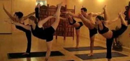 Yoga Oasis Hot YOGA part  1