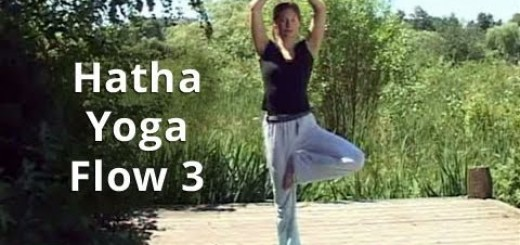 Yoga 42 min. full class ~ Hatha Yoga Flow 3