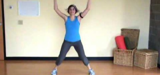 10-Minute Cardio Kickboxing Workout