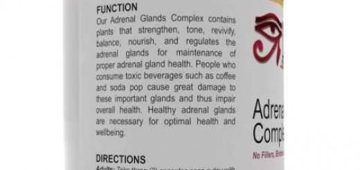 Dherbs Adrenal Glands Complex