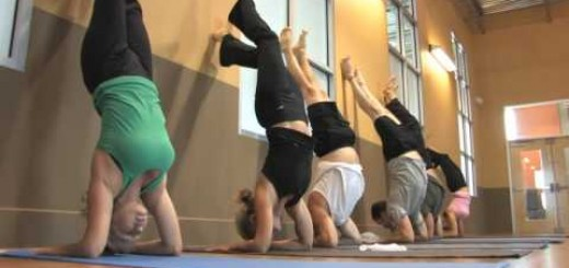 """""""Zoe's Yoga Class"""" with music by """"Oliver Rajamani"""""""
