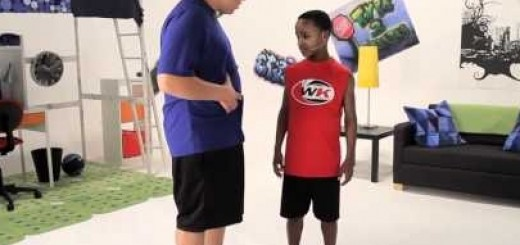 Kid Fitness Video by The WorkOut Kid