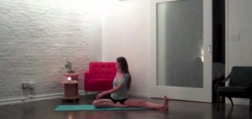 Before Bed Time Yoga