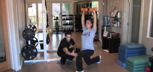 Thinner Thighs, Tighter Tummy Exercise Video – Diet.com Video