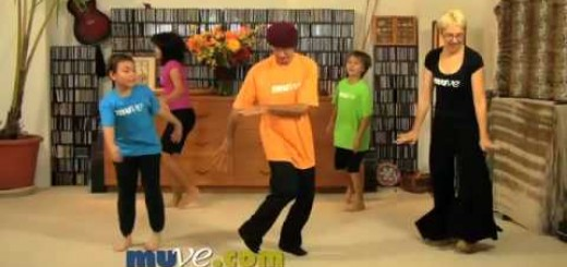 Best dance exercise for kids, fitness activities for kids