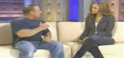 Gregg Valentino on Tyra Banks show