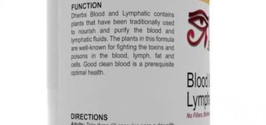 Dherbs Blood & Lymphatic