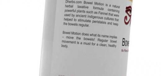 Dherbs Bowel Motion
