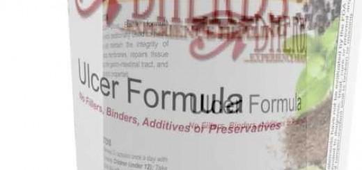 Dherbs Ulcer Formula