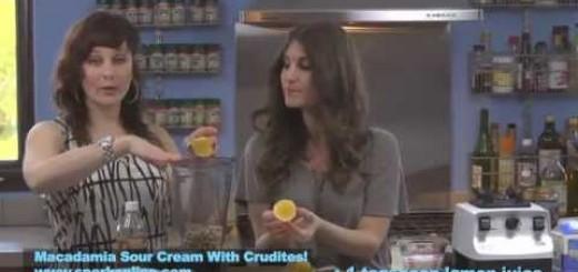 VegNews TV: Vegan Sour Cream