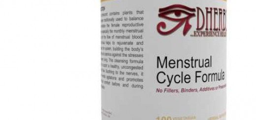 Dherbs Menstrual Cycle Formula