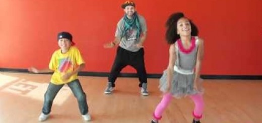 """""""FORGET YOU"""" – CeeLo – Kids dance workout with Benjamin Allen"""