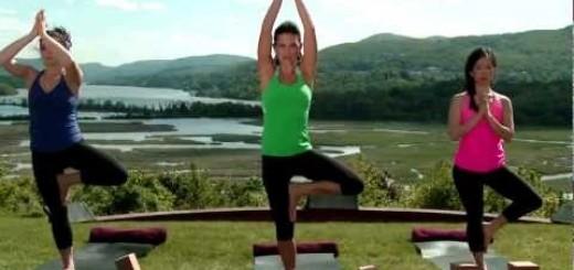 20 Minute Yoga Class with Hilaria Baldwin: Vinyasa Ashtanga