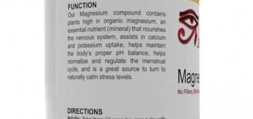 Dherbs Magnesium Formula