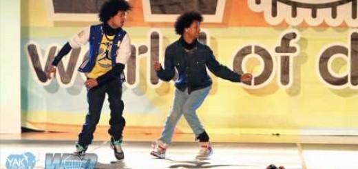 LES TWINS World of Dance San Diego 2012 WOD | YAK FILMS