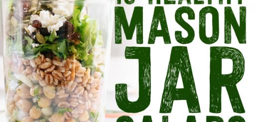 18 Mason Jar Salads
