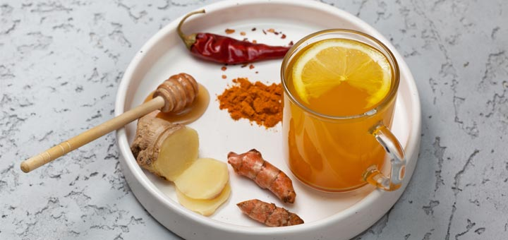 Full Body Cleanse Approved Turmeric Tonic for Cold and Flu