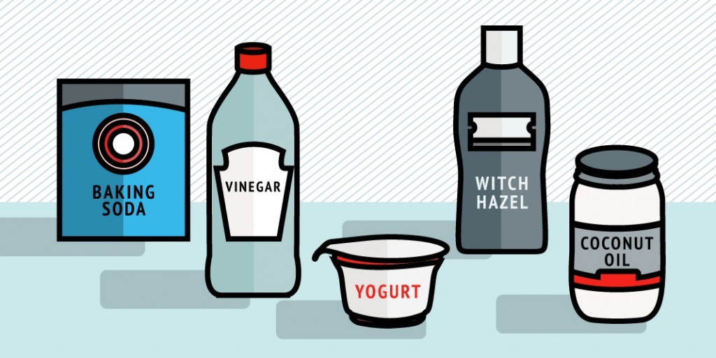 Infographic: Natural Odor Remedies